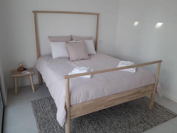 slaapkamer 4. Zeer gede matrassen.