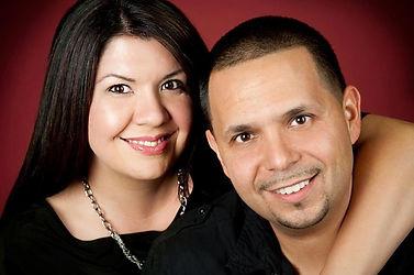 Andre and Celina Hernandez