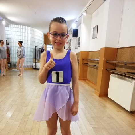 PRE PRIMARY IN DANCE