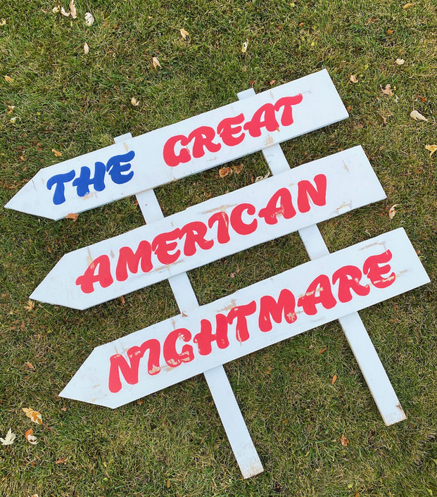 The Great American Nightmare