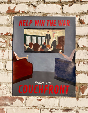 Help Win The War from the Couchfront, April 2020