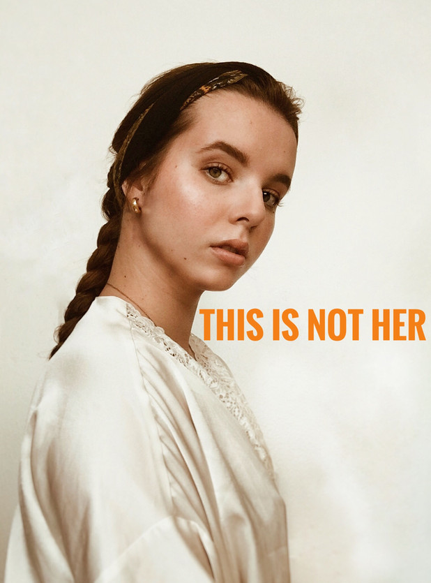 THIS IS NOT HER