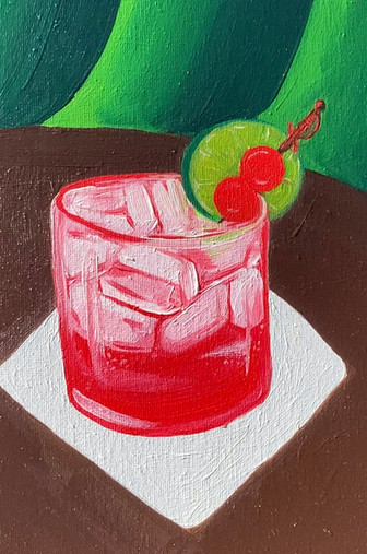 Dirty Shirley - detail.