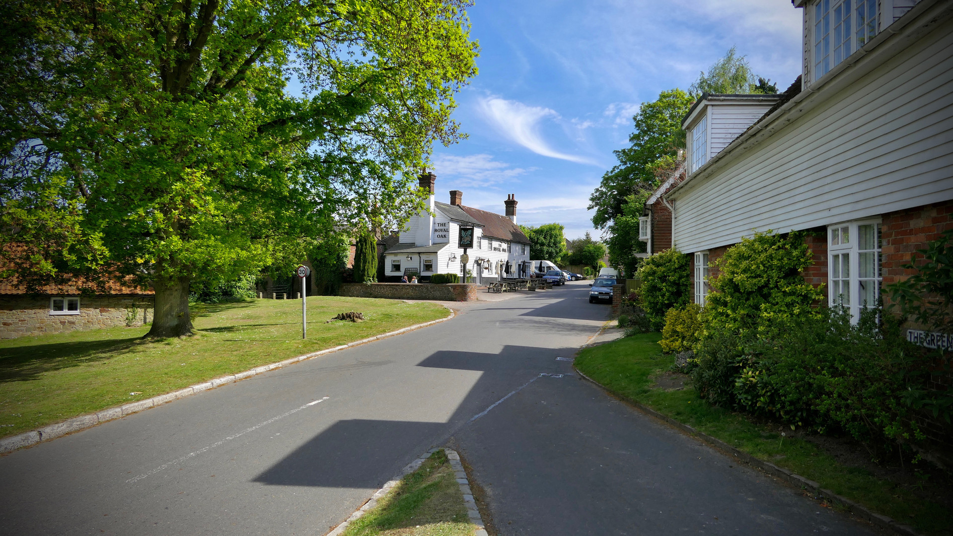 Newick Village.jpg