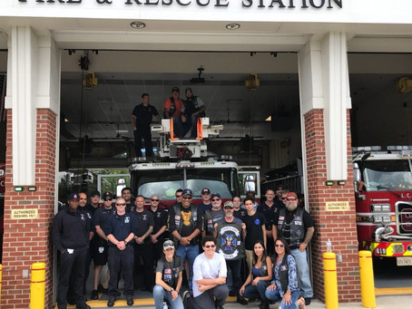 Gray Ghost honors Loudoun County Fire and Police