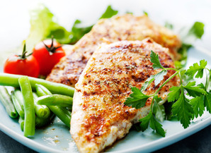 Poached Chicken-A staple for chili, salad, or stir fry!