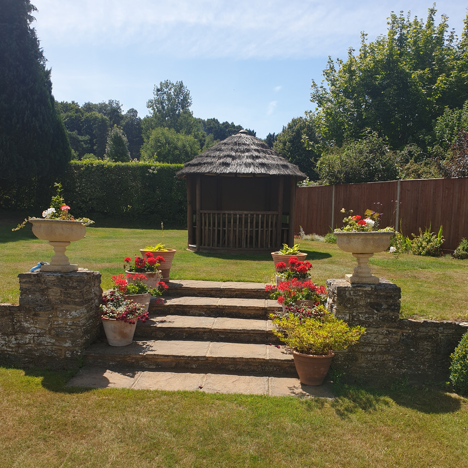 Before - Chiltern Garden Building (over 10 years old) - Chiltern