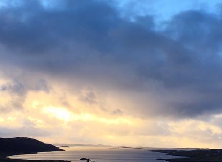 Shetland - an Industrial Coastal landscape?