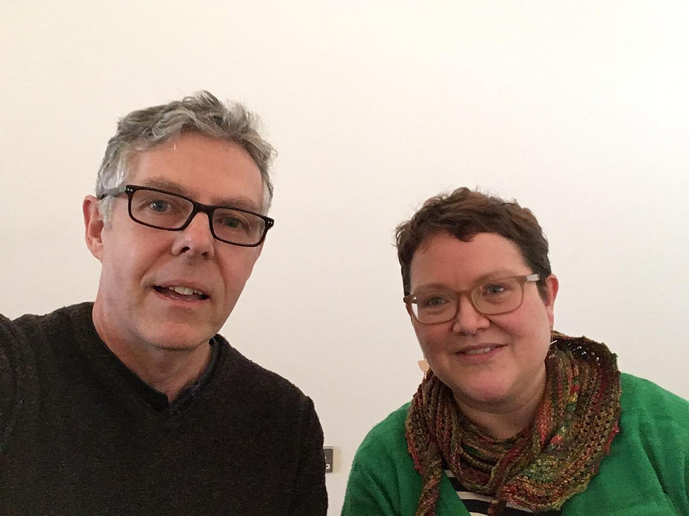 Marc Chivers & Esther Renwick