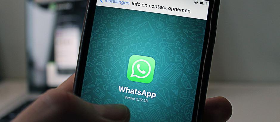 WhatsApp - Aplicativo mais popular do planeta!