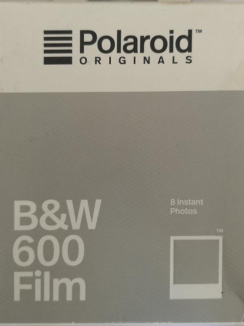 B&W 600 FILM - Polaroid Originals