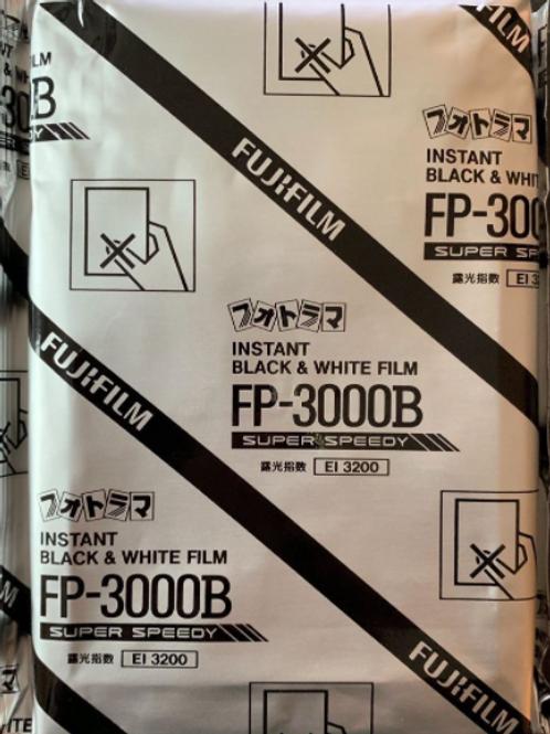 Fuji FP-3000B B&W Film