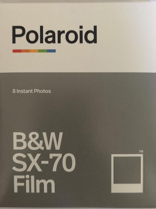 B&W SX70 FILM - Polaroid Originals