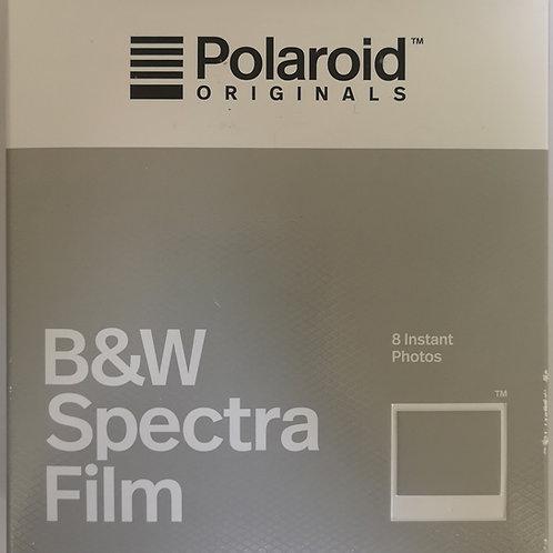 B&W SPECTRA FILM - Polaroid Originals