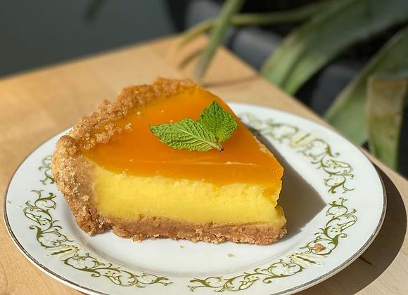 Pineapple Passionfruit Pie