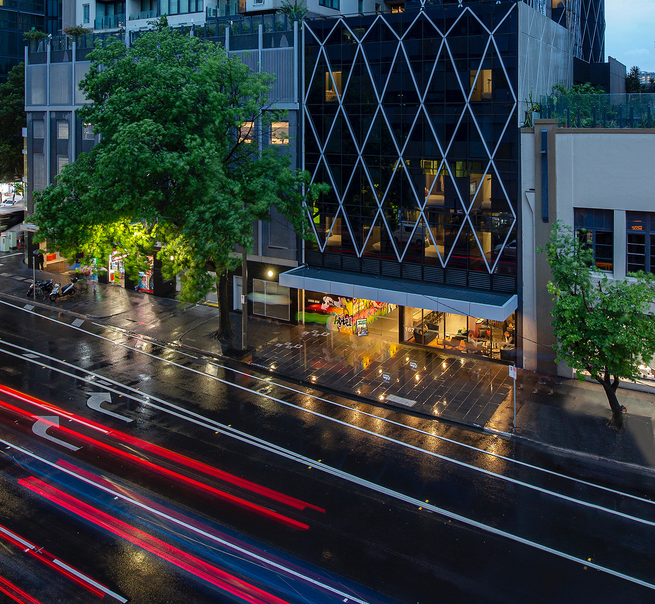 Ink Hotel Street View