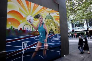 Netball Australia - Girl Power!