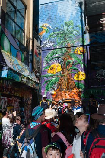 ScoutsDayOut - Street Art Treasure Hunt