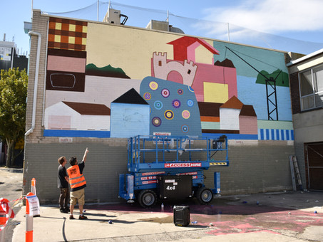 Frankston City, Digital Street Art Walking Tour, 2021