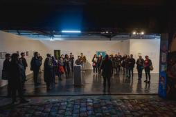 Blender Studios Exhibition Opening