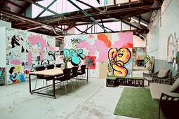 Blender Studios Interior