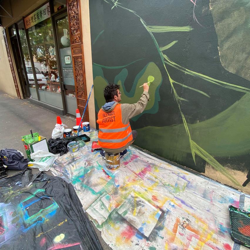Doyle Painting