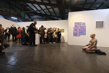 Dark Horse Experiment Performance Art