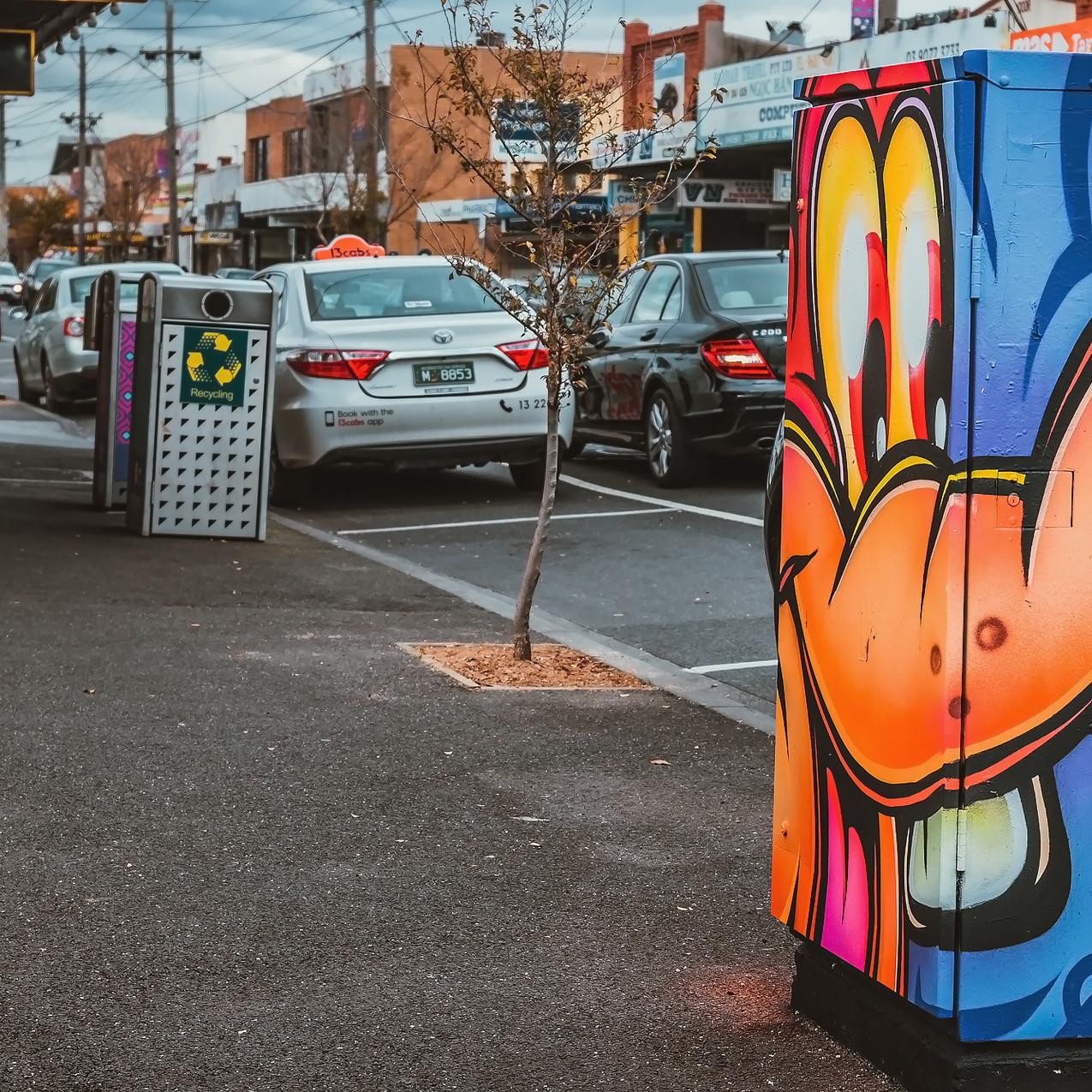 West Footscray Fusebox - Caper
