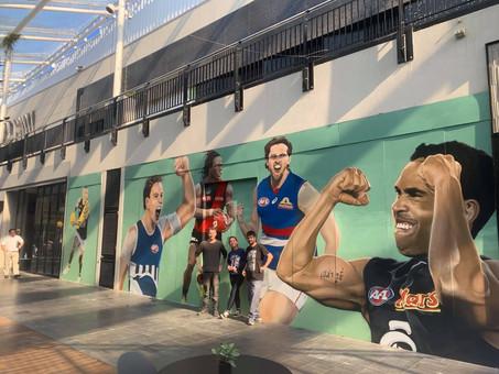 AFL Season, District Docklands, 2021