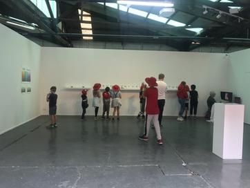 Dark Horse Experiment Exhibition
