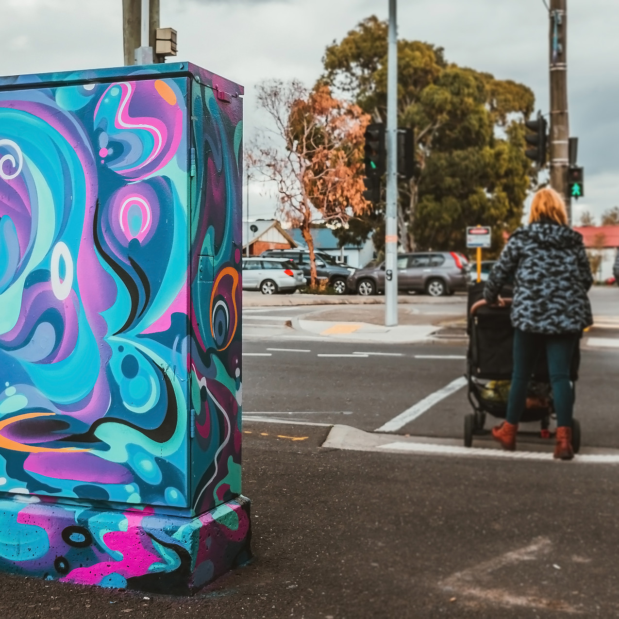 West Footscray Fusebox - Ruskidd