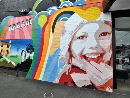 The Dream Mural 2013