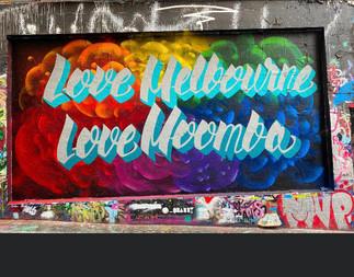 Melbourne's Moomba