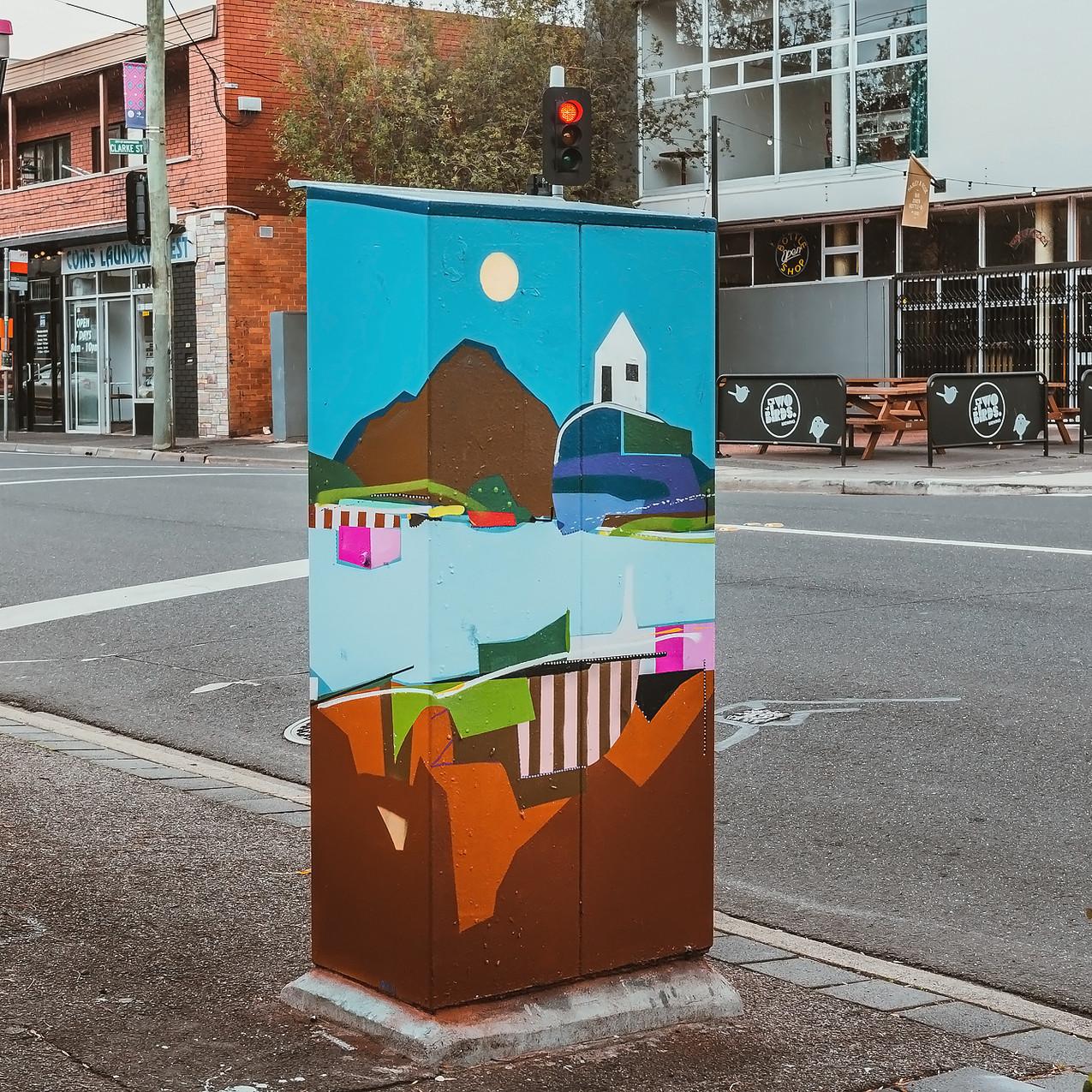 West Footscray Fusebox - A. Doylel