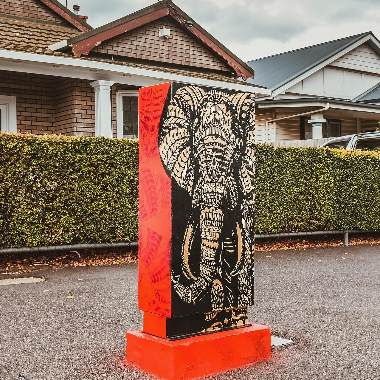 West Footscray Fusebox - Craig Cole