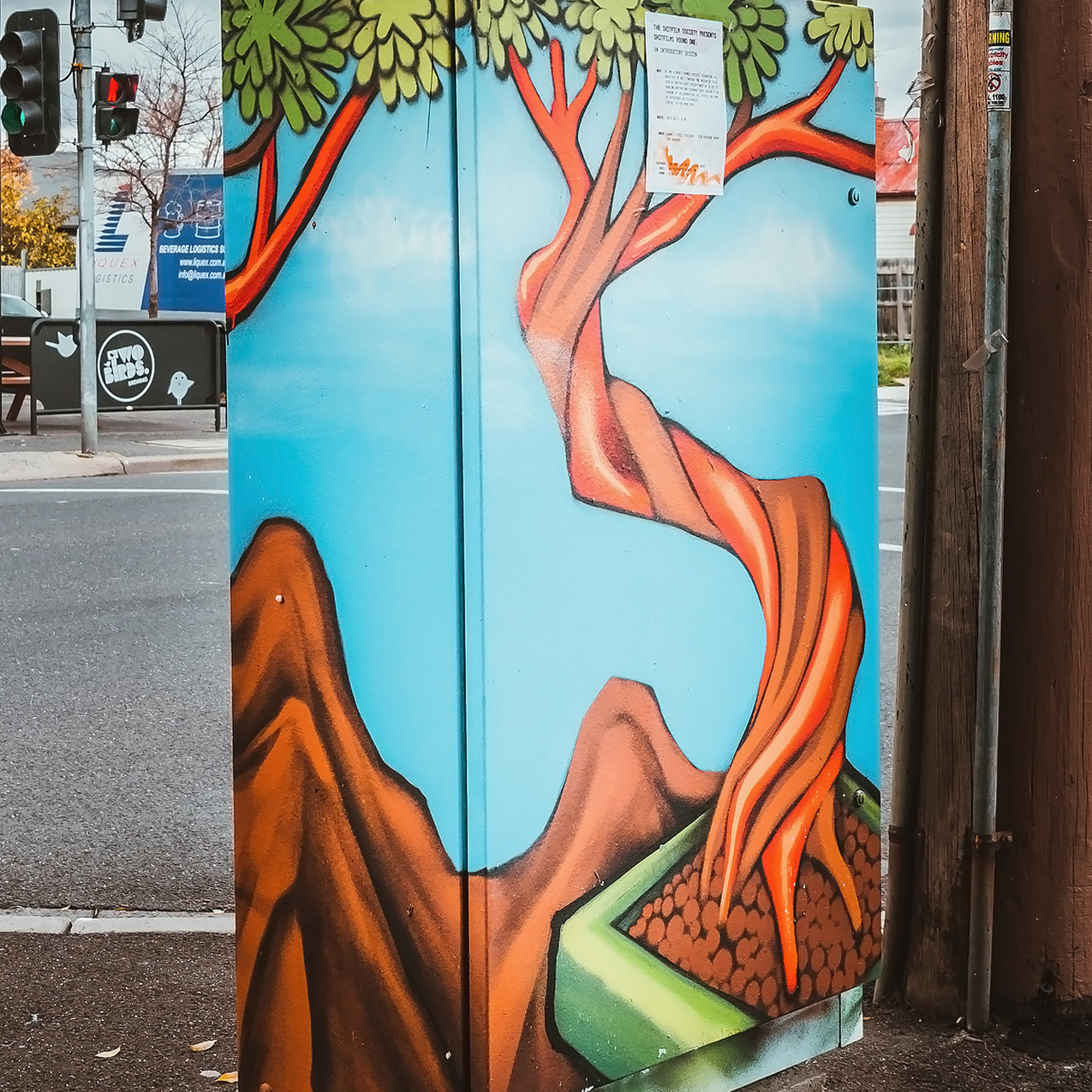 West Footscray Fusebox - Drewfunk