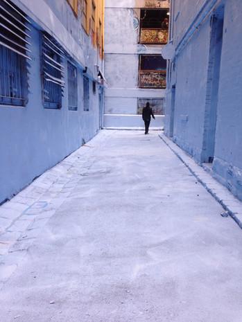 Empty Nursery Blue | Melbourne, 2013