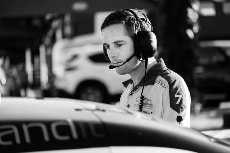 Race Engenering Christian Markussen