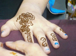 Eid and Mehndi