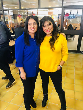 Yazi with Nisha Katona on Recipes that m