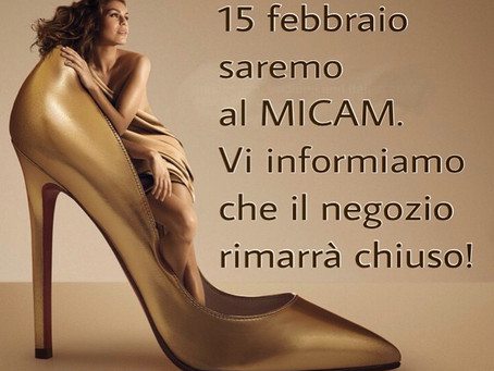 15 Febbraio 2015...MICAM