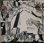 Carsten Dahl, maleri,Skattene i Køln