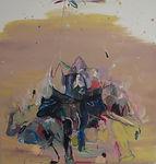 Carsten Dahl, maleri, Human flower