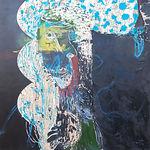 Carsten dahl, maleri, koneløft
