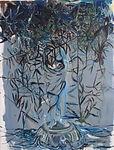 Carsten Dahl, maleri, ved kilden