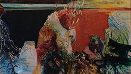Carsten Dahl, maleri