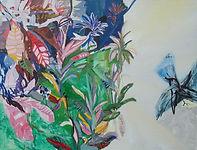 Carsten Dahl, maleri,vildnis