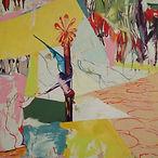Carsten Dahl, maleri,stamtræ