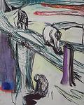 Carsten Dahl, tegning, uden titel