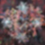 Carsten Dahl, maleri, 9 squares